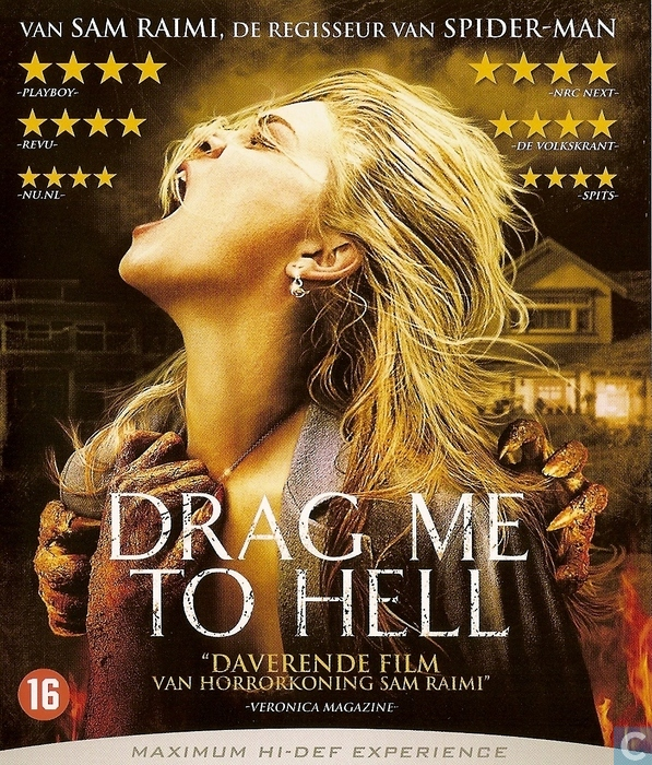 Drag Me To Hell Blu Ray Catawiki