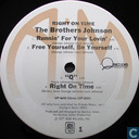 Vinyl records and CDs - Brothers Johnson, The - Right on Time