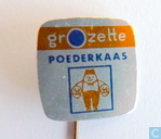 Grozette Poederkaas [orange-blue]