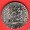 South Africa 10 cents 1984