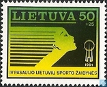 Fourth World Lithuanian Games