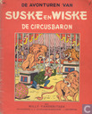 Comic Books - Willy and Wanda - De circusbaron