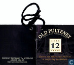 Fles label Old Pulteney