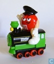 M & M's Locomotive