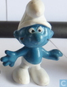 Happy smurf