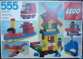 Lego 555-2 Basic Set