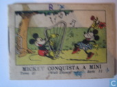 Mickey conquista a mini