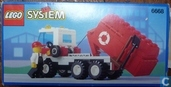 Lego 6668 Recycle Truck