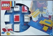 Lego 261-4 Complete Kitchen Set