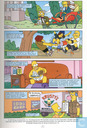 Strips - Simpsons, The - De grote Springfield Frink-Out + Burns op borden