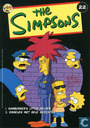 Comic Books - Simpsons, The - Hamburger's Little Helper + Engelen met gele gezichten