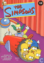 Comic Books - Simpsons, The - Censuur smaakt zuur + Sideshow Simpsons