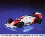 McLaren MP4/2B - TAG Turbo