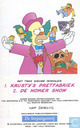 Strips - Simpsons, The - Krusty's pretfabriek + De Homer show