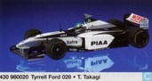 Tyrrell 026 - Ford