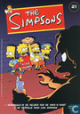 Strips - Simpsons, The - Verdwaald in de kelder van de Kwik-E-Mart + De eervolle Miss Lisa Simpson