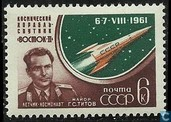 Titov and Vostok II