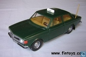 Volvo 142 Taxi
