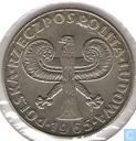 "Poland 10 zlotych 1965 ""700th Anniversary of Warsaw"""