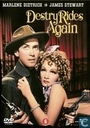 DVD / Video / Blu-ray - DVD - Destry Rides Again