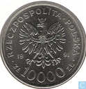 "Polen 10.000 zlotych 1991 ""200th Anniversary of Polish Constitution"""