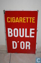Cigarette boule d'or