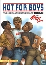 Hot For Boys - The Sexy Adventures of Rogue