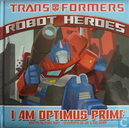 Robot Heroes -  I am Optimus Prime