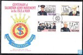Salvation Army 1883-1983