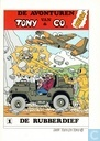 Comic Books - Tony & Co. - De rubberdief