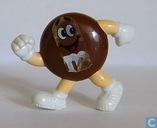 M&M's  Brown