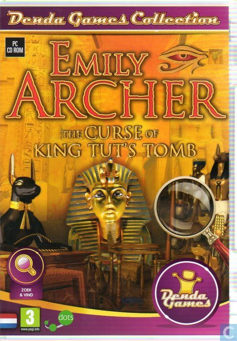 The Curse Of King Tuts Tomb Torrent: Emily Archer: The Curse Of King Tut's Tomb