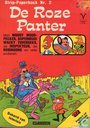 Comics - Rosarote Panther, Der - De Rose Panter strip-paperback 2