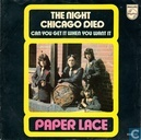 The Night Chicago Died
