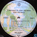 Vinyl records and CDs - White, Tony Joe - 2 Originals of Tony Joe White