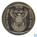 South Africa 2 rand 2008
