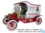 "Ford Model-T Delivery ""Campbell"""