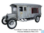Ford Model T Ornate Carved Hearse