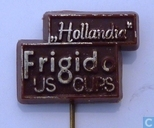 Hollandia Frigido ijs cups [brown]