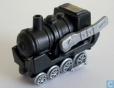 Transformer Locomotief/robot