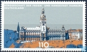 Postage Stamps - Germany, Federal Republic [DEU] - Country House in Germany