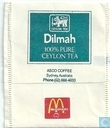Tea bags and Tea labels - Dilmah - 100% Pure Ceylon Tea