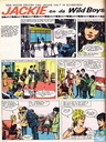 Comic Books - Jackie and the Wild Boys - 1967 nummer  10