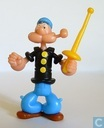 Popeye with sword