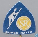 Speldjes, pins en buttons - Super Ratio (SR) - Waardepenning SR Super Ratio