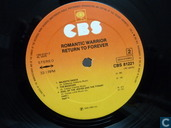 Disques vinyl et CD - Clarke, Stanley - Romantic Warrior