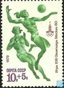 Moscow 1980 Olympic Games women's Volleyball