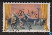 Postage Stamps - Ireland - Theater