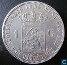 Netherlands 1 gulden 1850