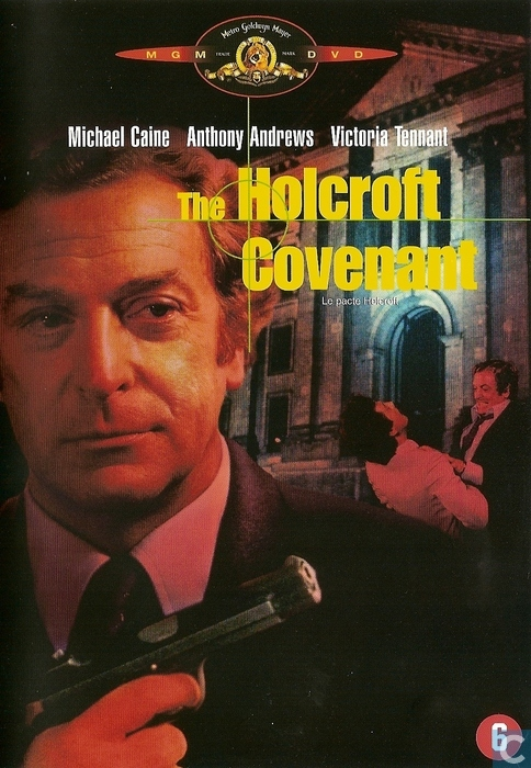 The Holcroft Covenant (1985) BluRay 480p 350MB ( Hindi – English ) MKV